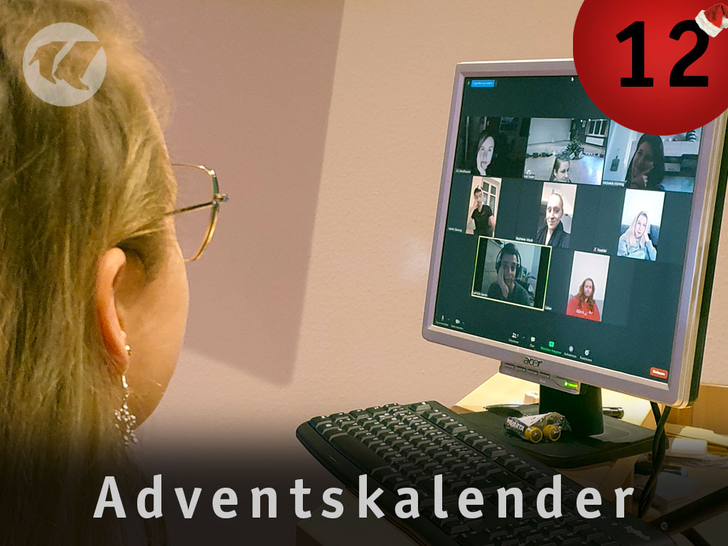 12. Advent: zoom-meeting
