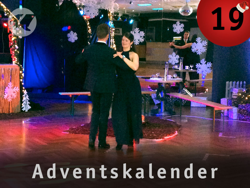19. Advent: Bild vom Livestream